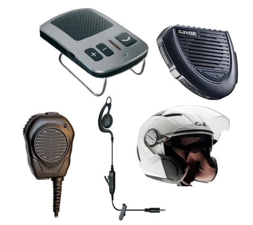 Dispositivos y accesorios Pulsa y Habla